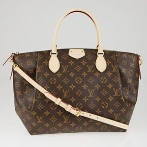 Authentic Louis Vuitton Turenne GM